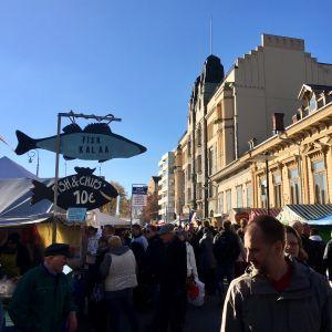 Strömmingsmarknaden i Åbo