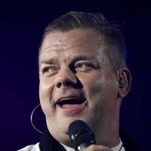 Jari Sillanpää i december 2017.