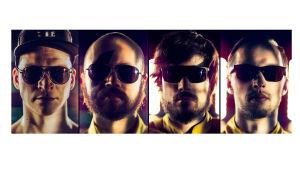 K!NG är ett dancerock-band.