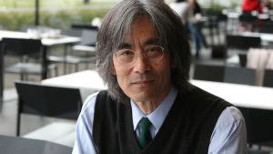 Kapellimestari Kent Nagano johtaa RSOn konsertin 8.5.2015.