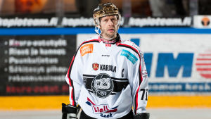 Tomi Kallio, mars 2016.
