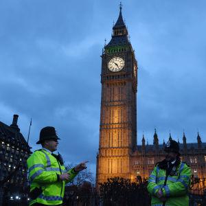 det brittiska parlamentet