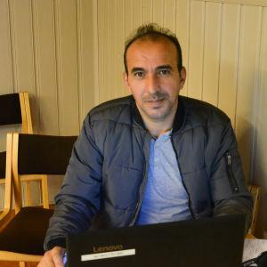 Ghassan Al-Falahi.