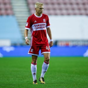 Mikael Soisalo i Middlesbrough