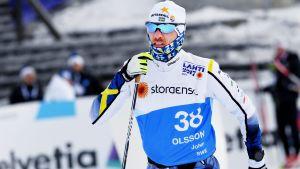Johan Olsson