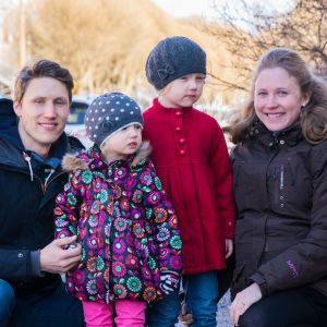 Familjen Nordmyr