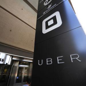 Ubers högkvarter i San Francisco