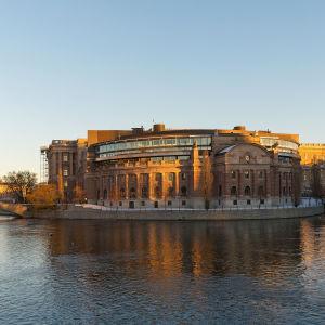 Sveriges riksdag.