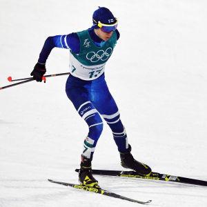 Ilkka Herola, OS 2018.
