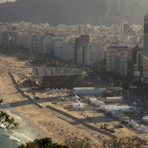 Copacabana i Rio