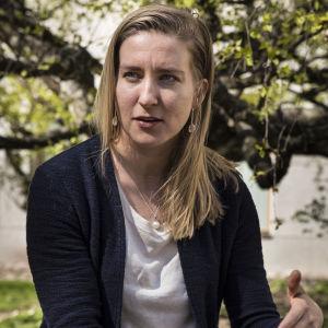 Johanna Vuorelma, tutkija, Helsingin yliopisto