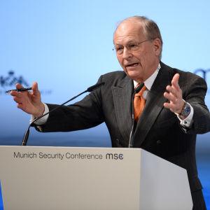 Ordförande för säkerhetskonferensen i Mûnchen Wolfgang Ischinger
