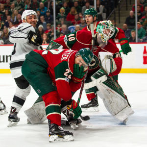 Minnesota Wild besegrade Los Angeles Kings
