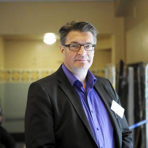Tjänstemannaförbundet Pro:s ordförande Jorma Malinen.