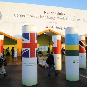Pariisin ilmastokokous 2015.