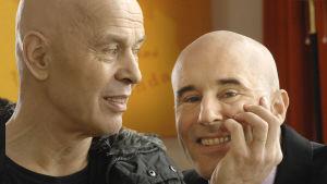 Jouko Turkka ja Mark Levengood
