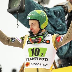 Ilkka Herola, VM 2017.