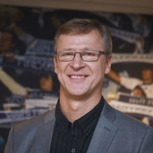 Markku Kanerva, nytillträdd förbundskapten, december 2016.