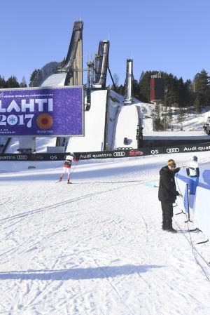 VM i Lahtis pågår fram till den femte mars.