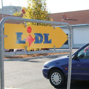 Lidl i Borgå