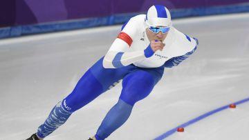Mika Poutala i OS