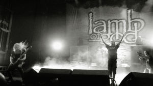 Lamb of God lavalla