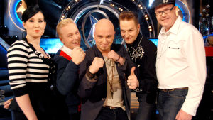 Toiveuusintajaksossa nähdään Miki Lamarr, Jani Forsman, Kyösti Mäkimattila ja Mr. Breathless.