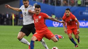 Alexis Sanchez, fotbollsspelare