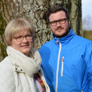 Anja parson tror pa svensk segeryra