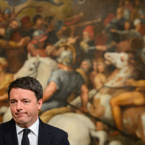 Italiens premiärminister Matteo Renzi avgår efter att folket röstat nej till en reform som han stått bakom.