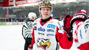 Markus Nenonen, Vasa Sport 2018.