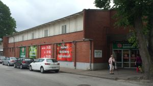 M-market Centrum öppnade nyss i K-market Matildas gamla lokaler.