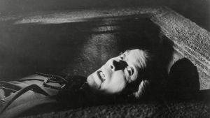 Dracula, pimeyden prinssi (1958). Kuvassa elokuvan nimihenkilö jota esittää Christopher Lee.
