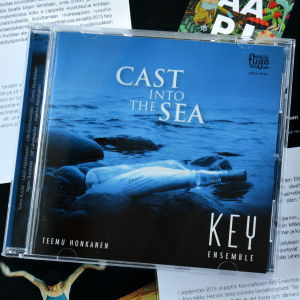 Key Ensembles nya skiva, Cast into the Sea.