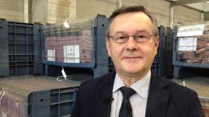 Regeringsråd Arto Luhtala