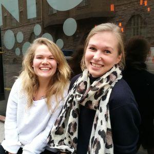 My Tengström och Mia-Maja Wägar