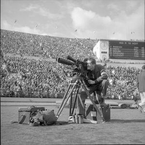 Kameraman, OS 1952.
