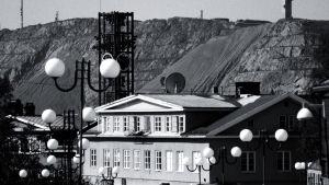 Kiirunan kaivoskaupunki