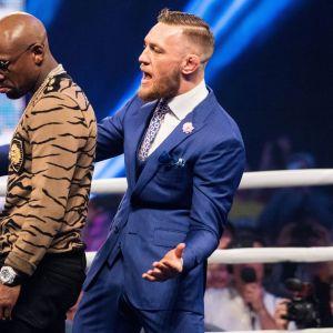 Floyd Mayweather Jr och Conor McGregor möts 26 augusti.