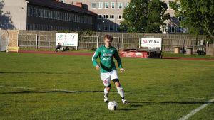 Anton Brotkin, eif/akademi