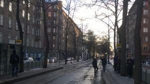 Mechelininkatu Helsingissä