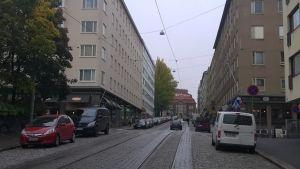 Porthaninkatu Helsingissä