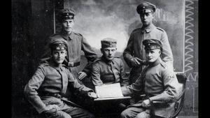 Suomalaisjääkärit Saksassa (1915-1918)