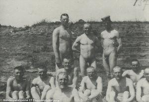 Suomalaisjääkäreitä Riianlahdella (1917)