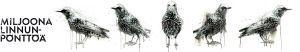 Miljoonan linnunpöntön logo.
