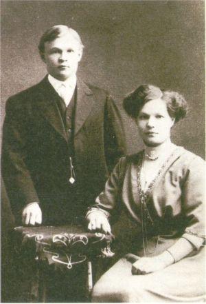 Elin ja Pekka Hakkarainen