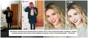 Instagram-tähti teamarikan kuvia