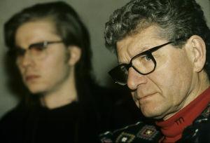 Georg Sikow och Kimmo Viskari, Din vredes dag, 1991