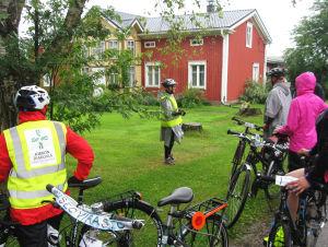 Tour de Vaivaisukko -polkaisulla kerrotaan Kaustisen seudusta