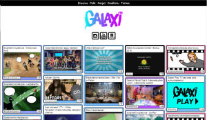 Ylen Galaxi on nykyisin entistä voimakkaammin netissä.